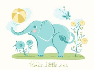 Hello Little One – Boy