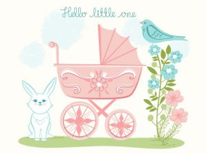 Hello Little One – Girl
